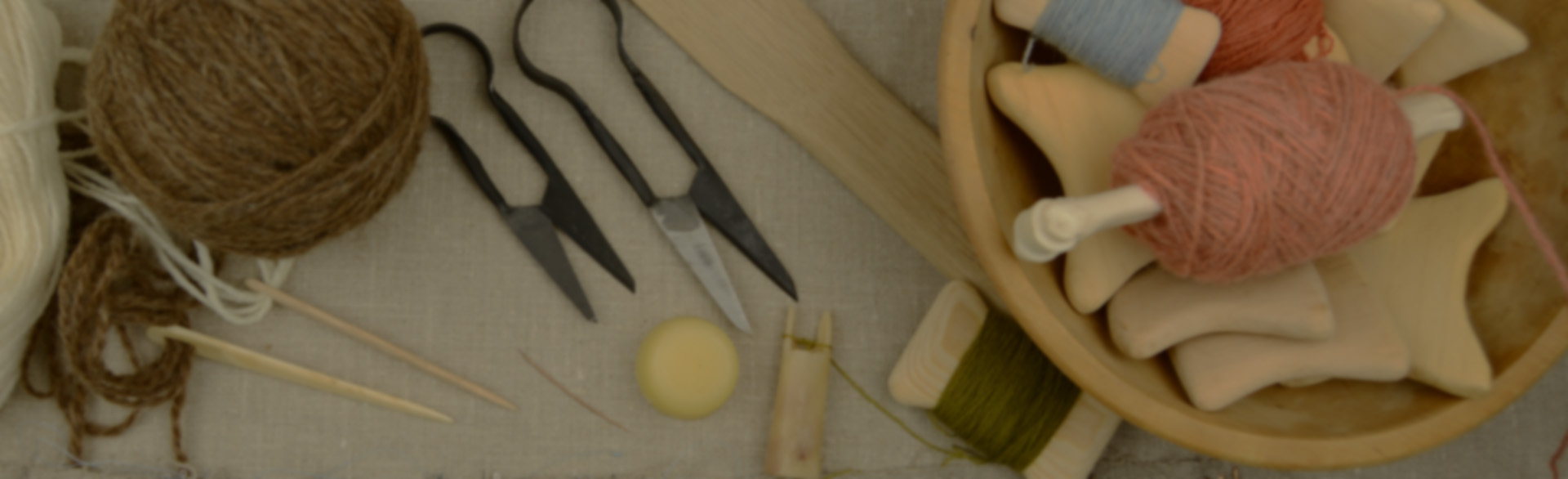 Haberdashery and Textile Tools