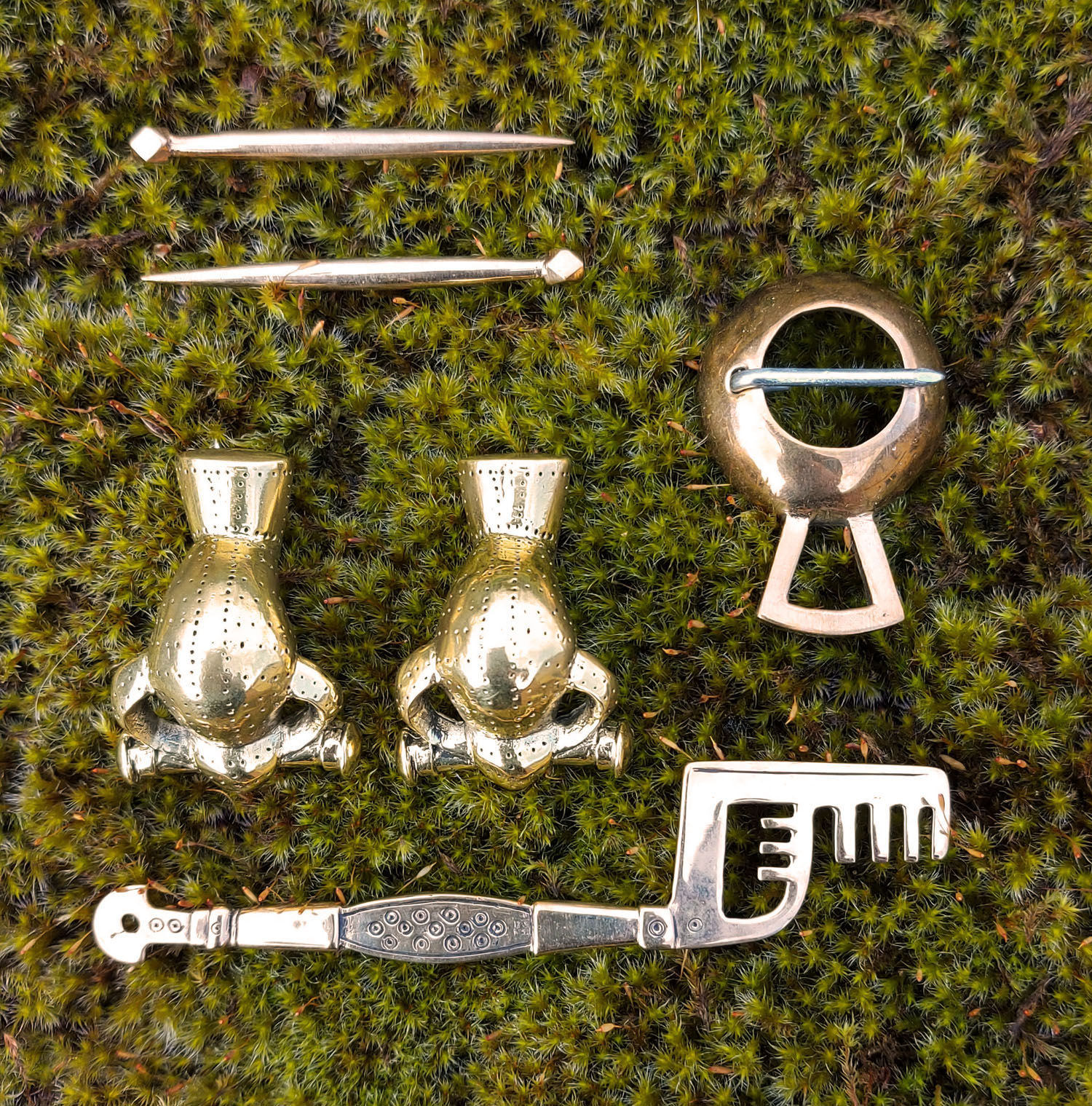 Vendel Period Accessories